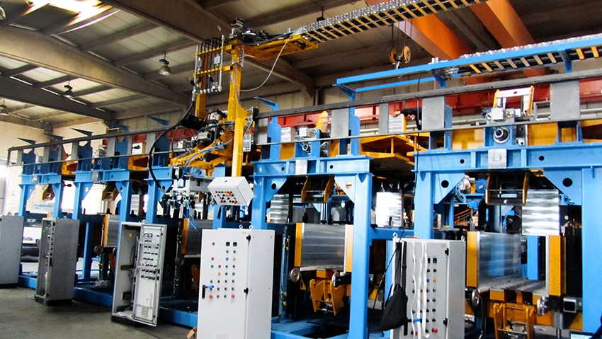 BODY POLYURETHANE MACHINE